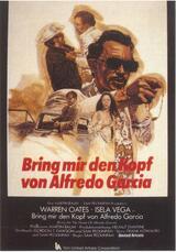 Bring mir den Kopf von Alfredo Garcia - Poster