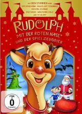 Rudolph mit der roten Nase und der Spielzeugdieb - Poster
