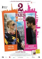 2 Tage Paris - Poster