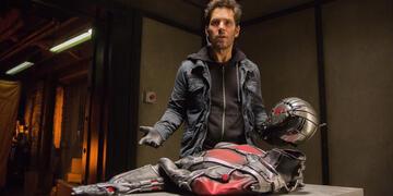 Paul Rudd als Ant-Man