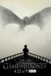 Game of Thrones Staffel 5 - Poster