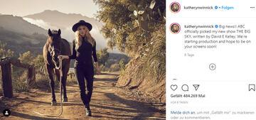 Vikings-Star Katheryn Winnick freut sich auf ihre neue Serie