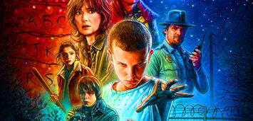Bild zu:  Stranger Things