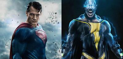Superman & Black Adam