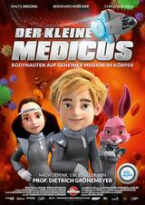 Der kleine Medicus - Bodynauten auf geheimer Mission im Körper - Poster