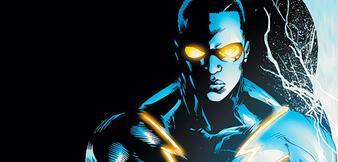 Black Lightning in den Comics