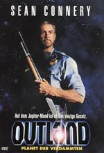 Outland - Planet der Verdammten Poster