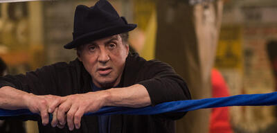 Sylvester Stallone in Creed - Rocky's Legacy
