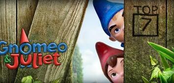 Bild zu:  Gnomeo und Julia