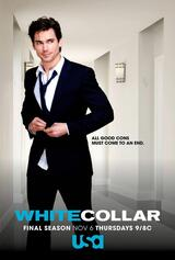 White Collar - Staffel 6 - Poster