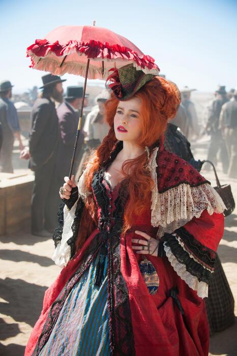 Lone Ranger mit Helena Bonham Carter
