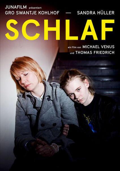 Schlaf mit Sandra Hüller und Gro Swantje Kohlhof
