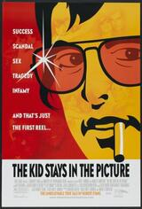 The Kid Stays in the Picture - Poster
