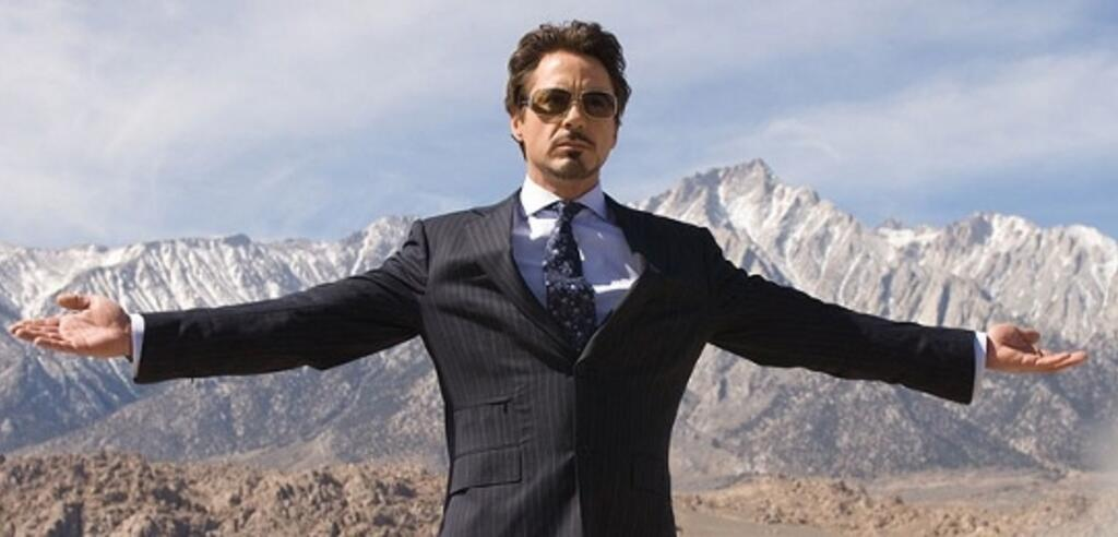 Robert Downey Jr. als Tony Stark