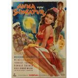 Anna von Singapur - Poster