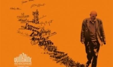 Ein Reisender - Marcel Ophüls - Poster - Bild 1