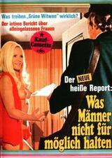 Der neue heiße Report - Was Männer nicht für möglich halten - Poster