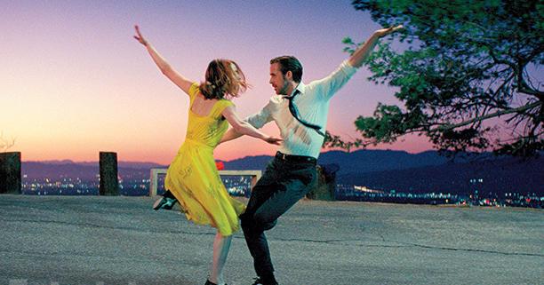 La la Land mit Ryan Gosling