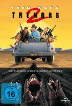Tremors 2 - Die Rückkehr der Raketenwürmer Poster