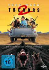 Tremors 2 - Die Rückkehr der Raketenwürmer - Poster