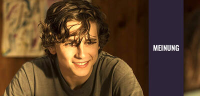 Beautiful Boy mit Timothée Chalamet