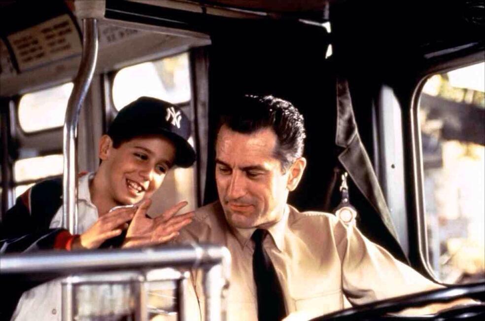 In Den Straßen Der Bronx Besetzung