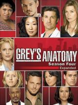 Grey's Anatomy - Staffel 4 - Poster