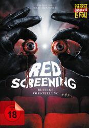 Red Screening - Tödliche Vorstellung Poster