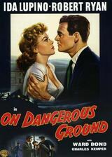 On Dangerous Ground - Poster