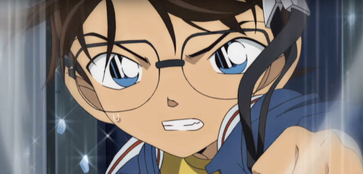 Detective Conan The Crimson Love Letter Stream