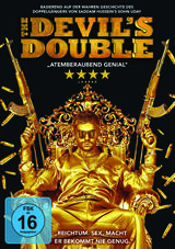 The Devil's Double - Poster