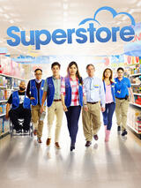 Superstore - Staffel 1 - Poster
