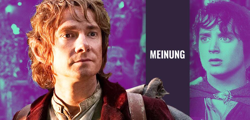 Martin Freemanns Bilbo ist der beste Hobbit im Herr der Ringe-Universum