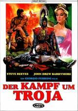 Der Kampf um Troja - Poster