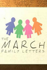 The March Family Letters - Poster