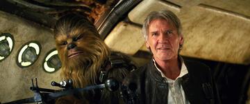 Star Wars-Filme waren mal etwas Seltenes.
