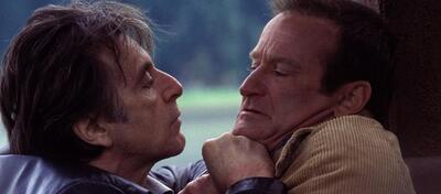 Al Pacino und Robin Williams in Insomnia