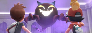 Gruselige Pokémon in Let's Go