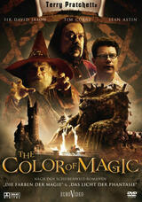 The Color of Magic - Die Reise des Zauberers - Poster