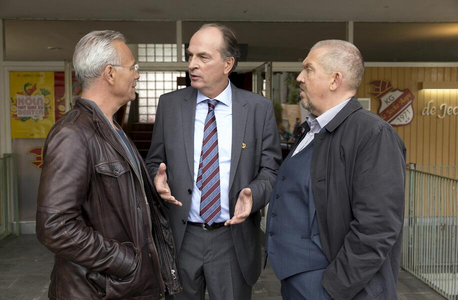 Tatort: Tanzmariechen mit Dietmar Bär, Herbert Knaup und Klaus J. Behrendt