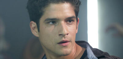 Tyler Posey in Teen Wolf