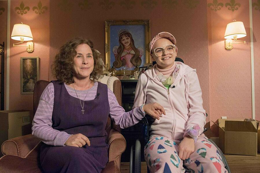 The Act, The Act - Staffel 1 mit Patricia Arquette und Joey King