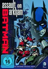 Batman: Assault on Arkham - Poster