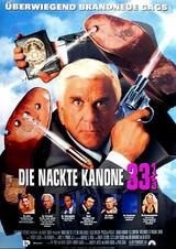 Die nackte Kanone 33 1/3 - Poster