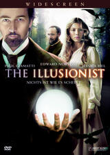 The Illusionist - Poster