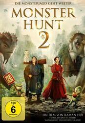 Monster Hunt 2 Poster