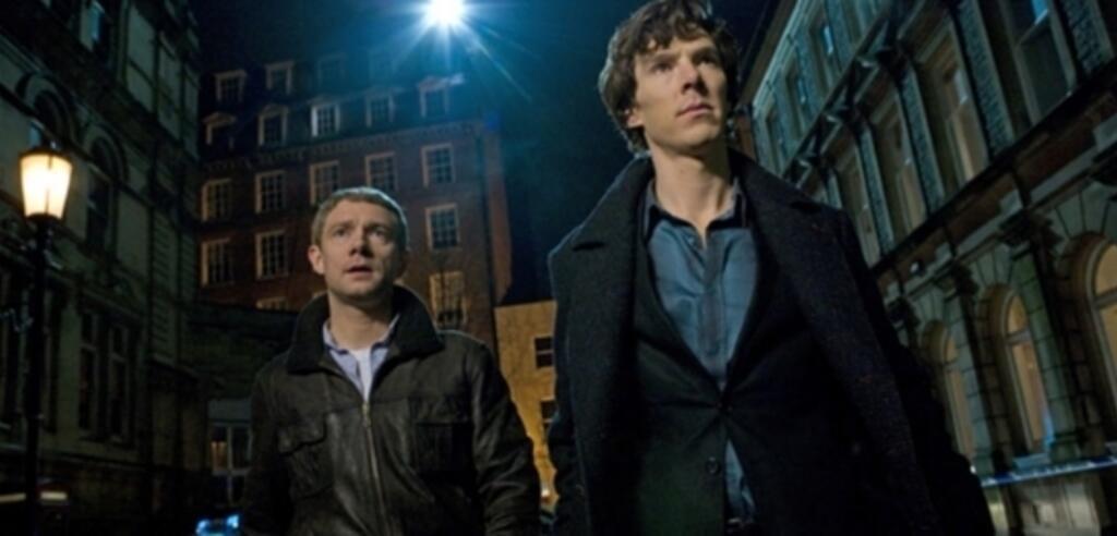Sherlock Holmes Bbc Staffel 3
