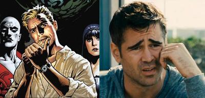 Colin Farrell könnte John Constantine werden