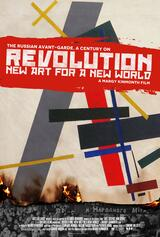 Revolution: New Art for a New World - Poster