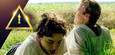 Call Me By Your Name: Timothée Chalamet und Armie Hammer
